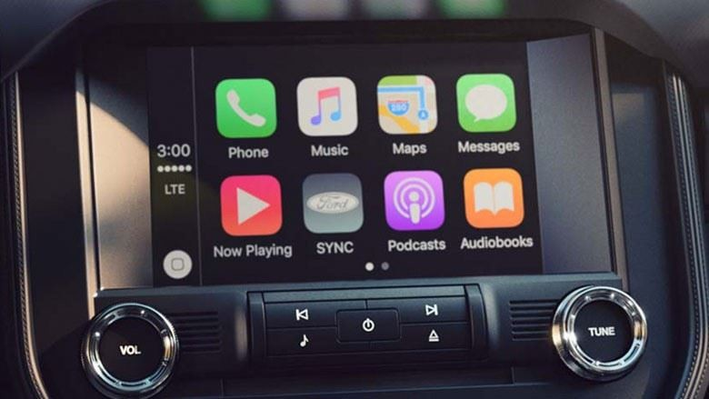 Povežite se z Apple CarPlay